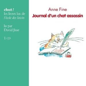 Journal d'un chat assassin d' Anne Fine