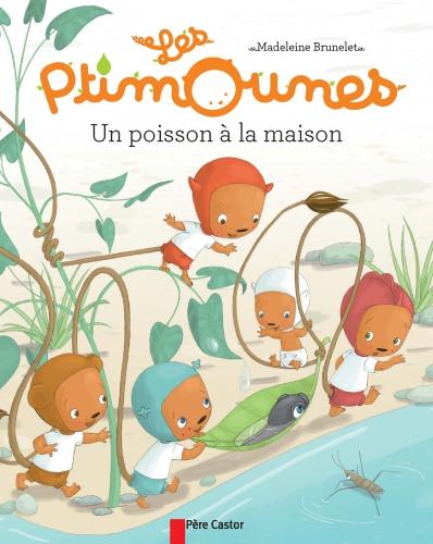 Les ptimounes - Un poisson à la maison.JPG