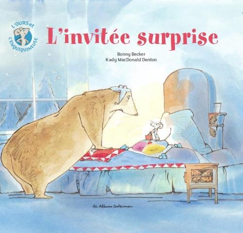 L'ours et ... - L'invitée surprise.JPG