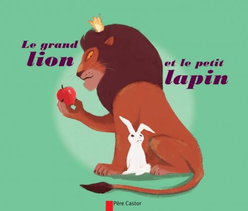 Le Grand lion et le petit lapin.jpg