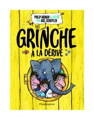 LesGrinche T2 - Les Grinche à la dérive.jpg