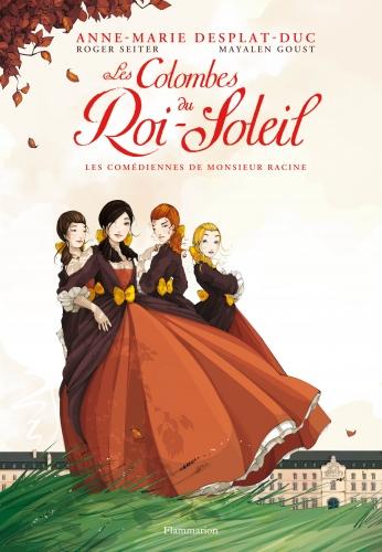 Colombes du Roi-Soleil T1 BD.jpg