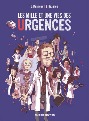Les Mille et une vies des Urgences COUV.jpg