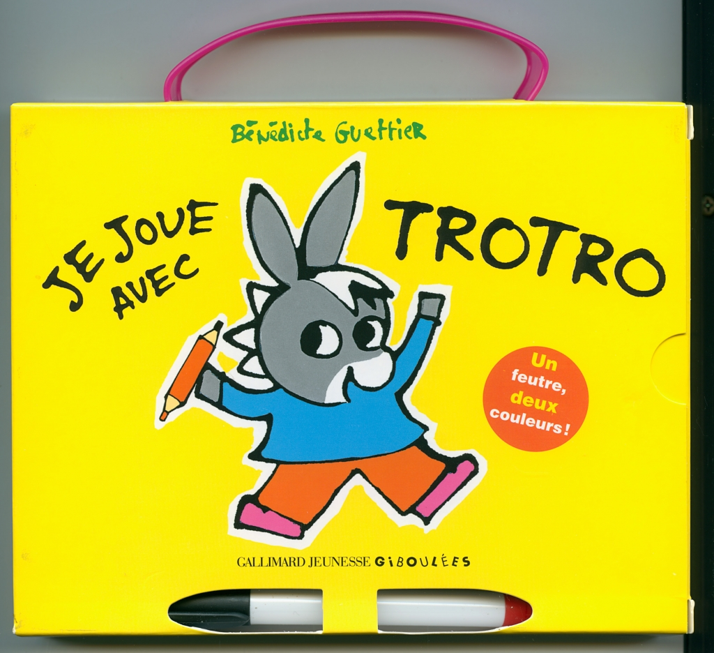 Albums documentaires petite revue de presse des - Jeux de trotro ...