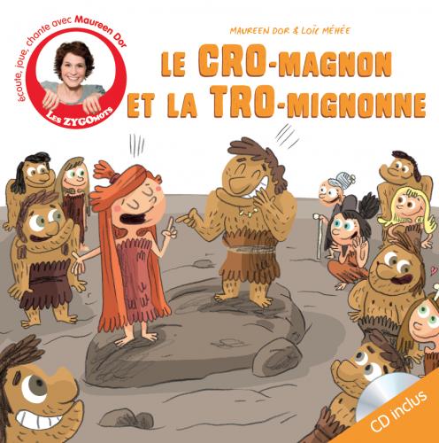 Le CRO-Magnon et la TRO-mignonne(couv).png