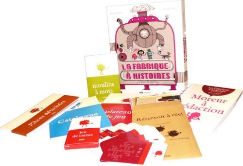 la fabrique à histoire, bernard friot, éditions milan jeunesse