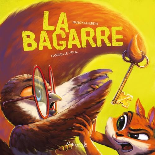 Couv La Bagarre.jpg