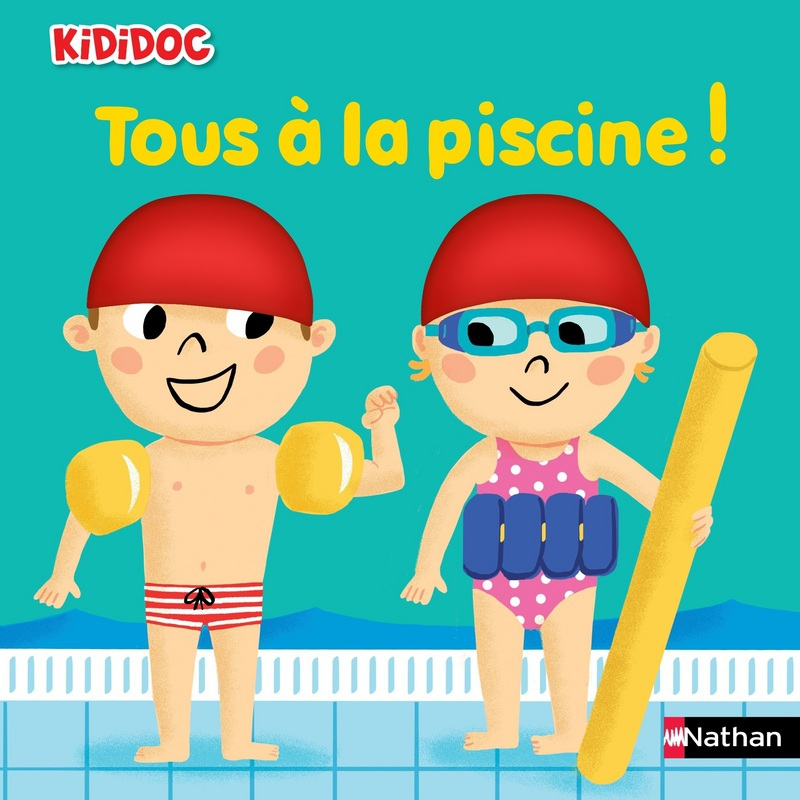 Petite revue de presse non exhaustive des sorties de la for Choupi a la piscine