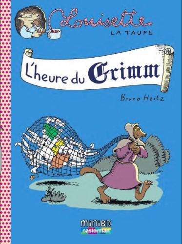 Louisette - L'heure du Grimm.JPG